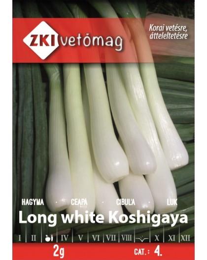 Long W.Koshigaya 2g